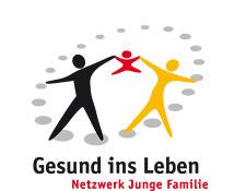Logo Netzwerk junge Familie